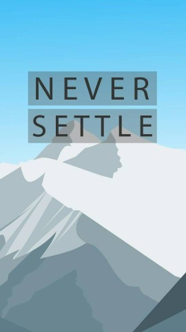 OnePlus 3 Never Settle Wallpapers HD