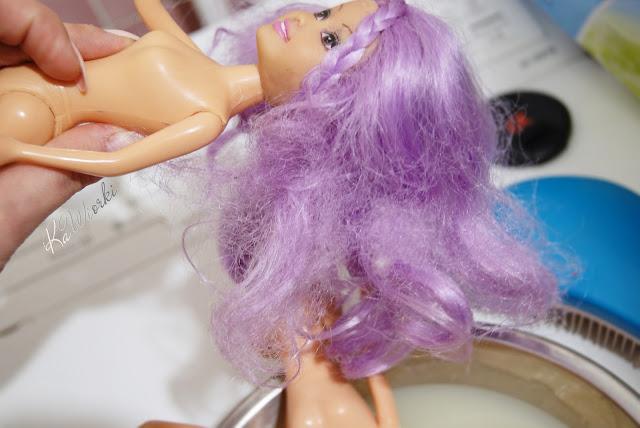 Jak uratować włosy lalek?