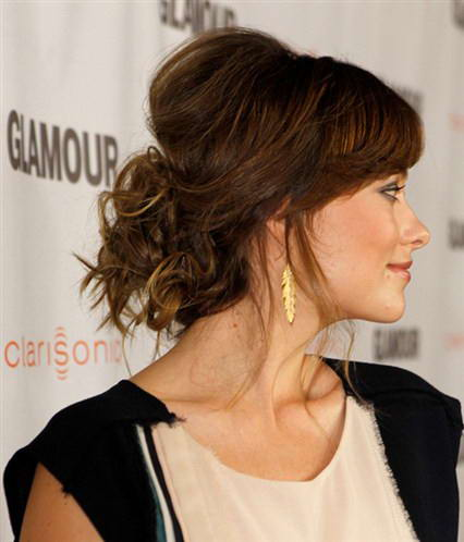 Strange Celebrities And Fashion Christmas Party Hairstyles Short Hairstyles For Black Women Fulllsitofus