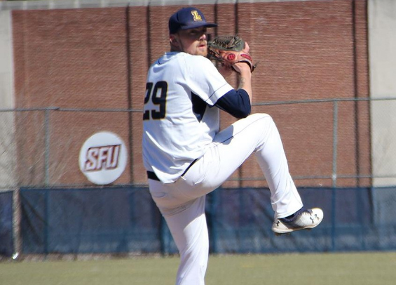 Jackson Ray tosses 6-plus scoreless for La Salle