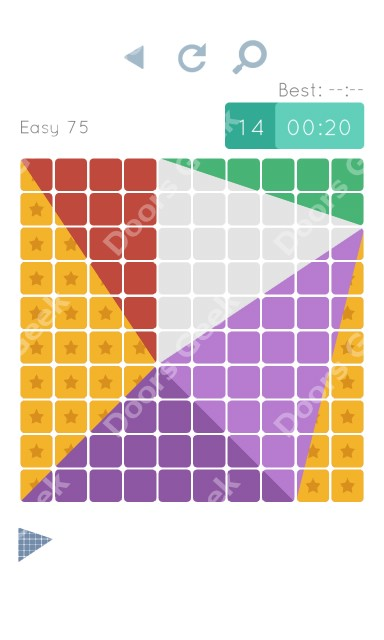 Cheats, Walkthrough for Blocks and Shapes Level 75