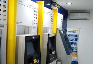 Lokasi ATM setor Tunai (CDM) Bank Mandiri Jakarta Barat