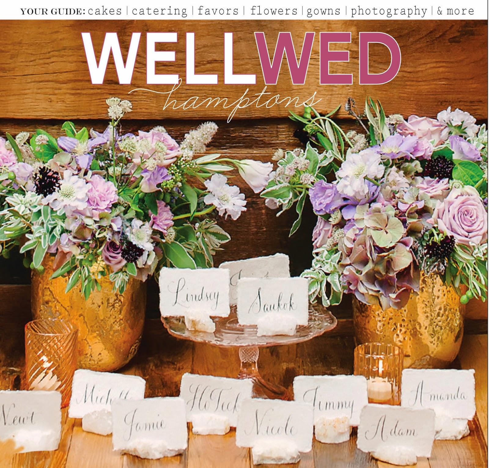 Westbury Gardens Wedding: For The Love Of Cake! By Garry & Ana Parzych: WellWed