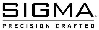 SIGMA Designer Faucetry logo