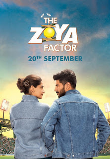The Zoya Factor First Look Poster 2