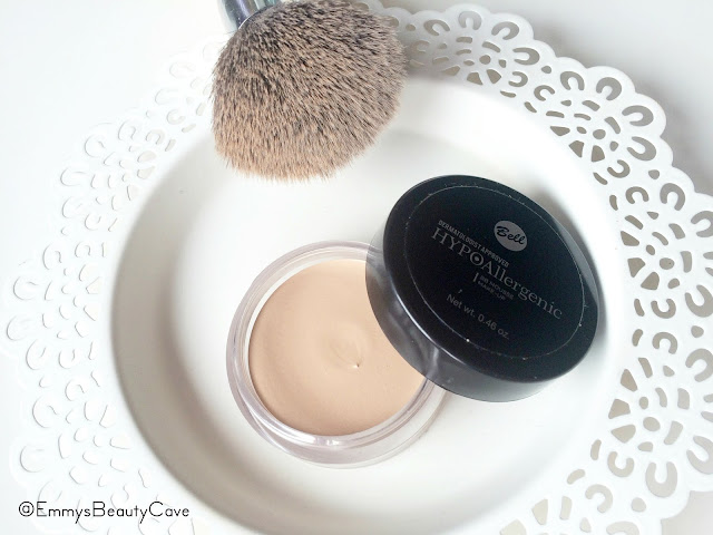 Bell HypoAllergenic Mousse Foundation Review
