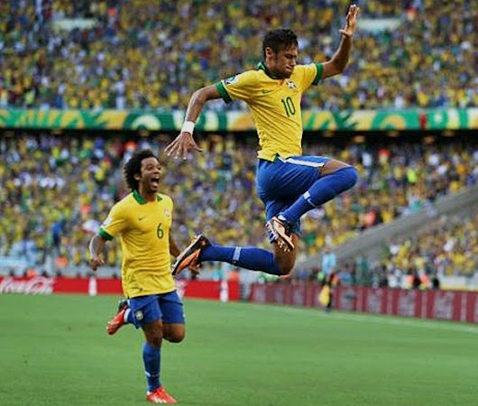 Video Highlights: All Goals 2013 FIFA Confederations Cup Final Brazil vs Spain Match 3 – 0