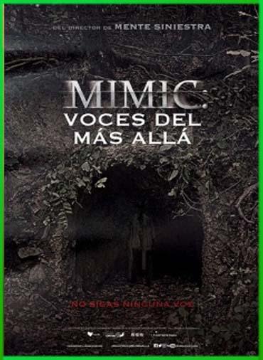 Mimic: Voces del Más Allá (2017) | DVDRip Latino HD GDrive 1 Link