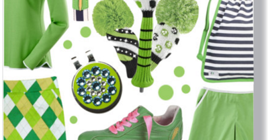 "Golf Embraces ""Greenery"", PANTONE Color Of Year for 2017"