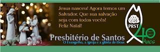 Presbitério de Santos - PRST