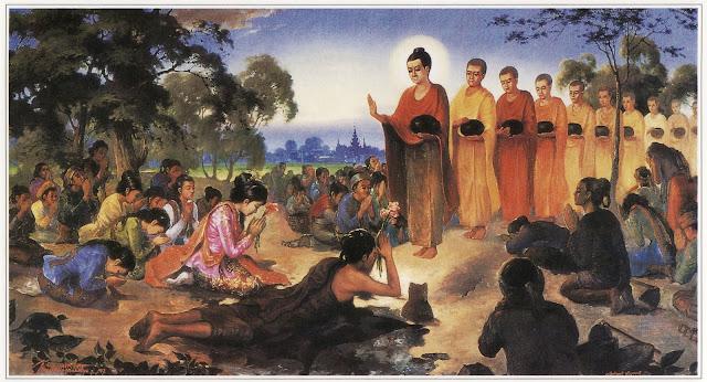 Đạo Phật Nguyên Thủy - Kinh Tăng Chi Bộ - Khất thực