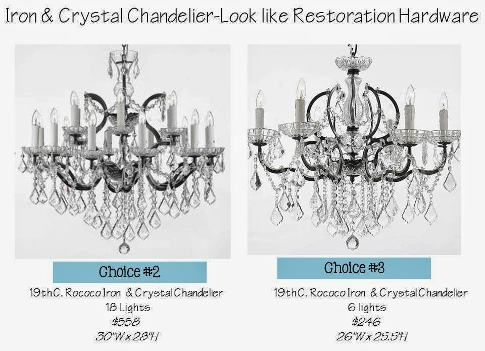 sc 1 st  House of Hargrove & The Great Chandelier Debate - House of Hargrove