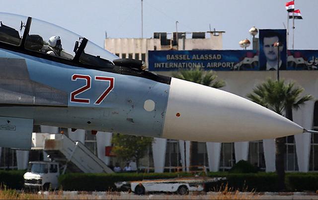 Сирийские повстанцы уничтожили семь российских самолетов