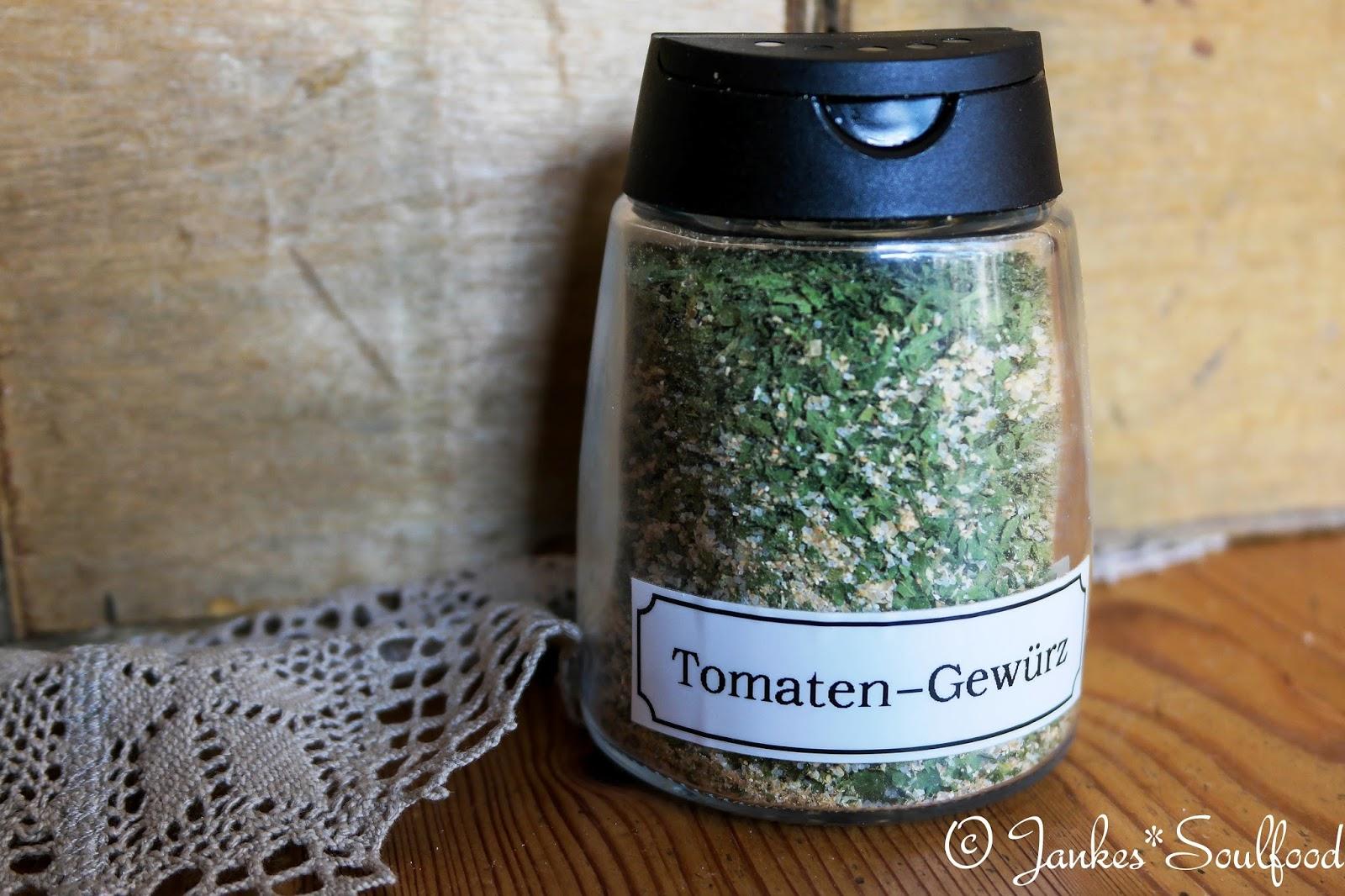 Gewürzmischung für Tomaten