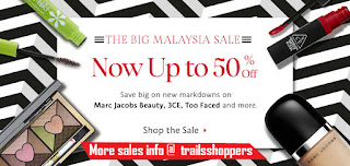 The Big Malaysia Sale at SEPHORA