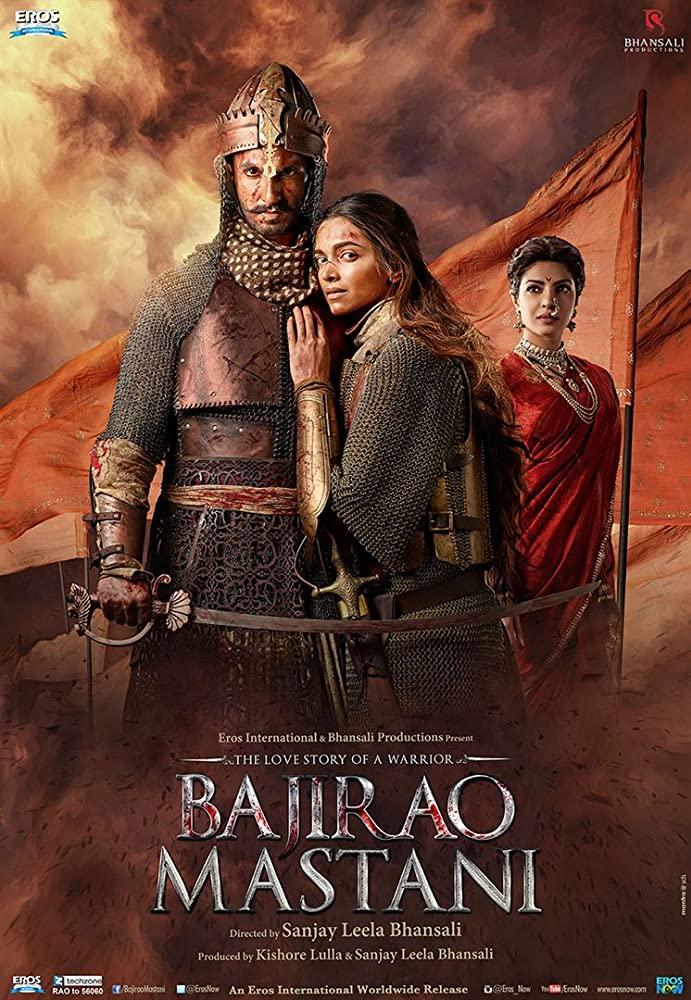 Bajirao Mastani 2015 Hindi 720p BluRay Full Movie Free Download