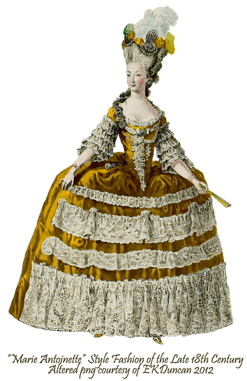 ekduncan my fanciful muse quotmarie antoinette style