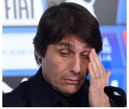 'I Don't Want To Be SACKED Like Mourinho' – Antonio Conte Says