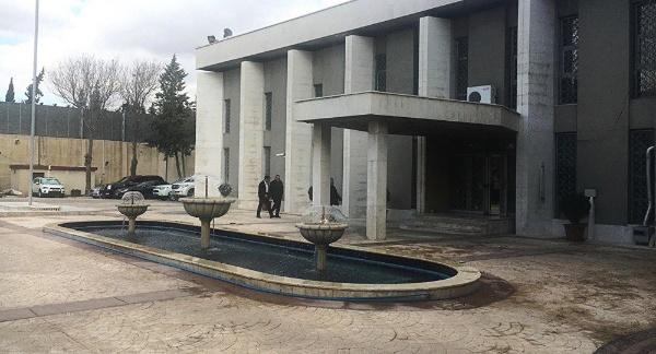 Terroristas lanzan cuatro proyectiles cerca de embajada rusa en Damasco