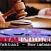 Tipikor Jakarta Menjatuhkan Pidana 5 Tahun 6 Bulang Penjara Asrun Dan Adriatman Dwi Putra