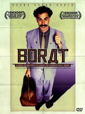 Borat: O Segundo Melhor Repórter do Glorioso País Cazaquistão Viaja à América - DVDRip Dual Áudio