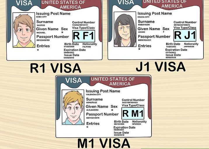 M1 Student Visa Application Process