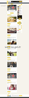 Blogish Ana Sayfa 2
