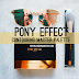 Pony Effect Contouring Master Palette #Fabulous