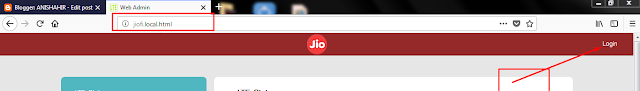 PORT FORWARDING IN JIOFI || jio router port forwarding