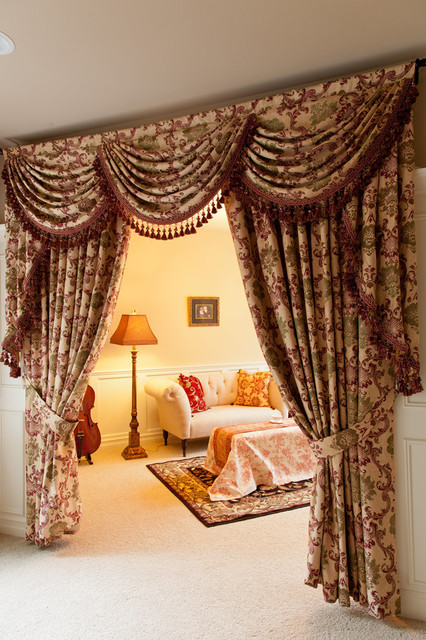 Curtain Styles: Curtain Designs And Styles For Bedrooms