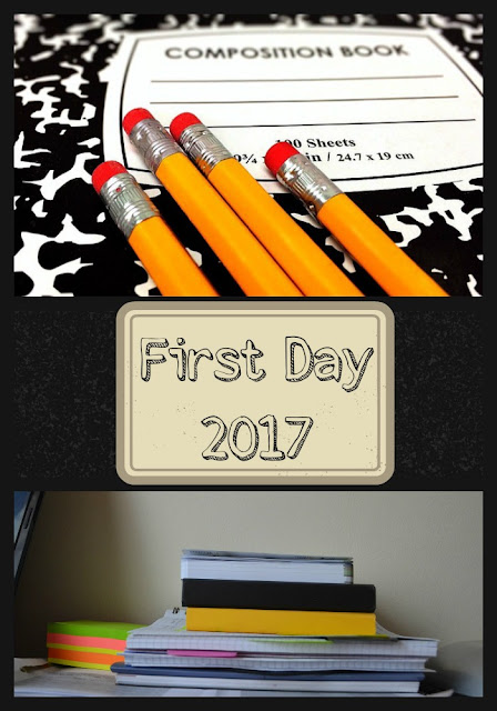 First Day 2017 on Homeschool Coffee Break @ kympossibleblog.blogspot.com
