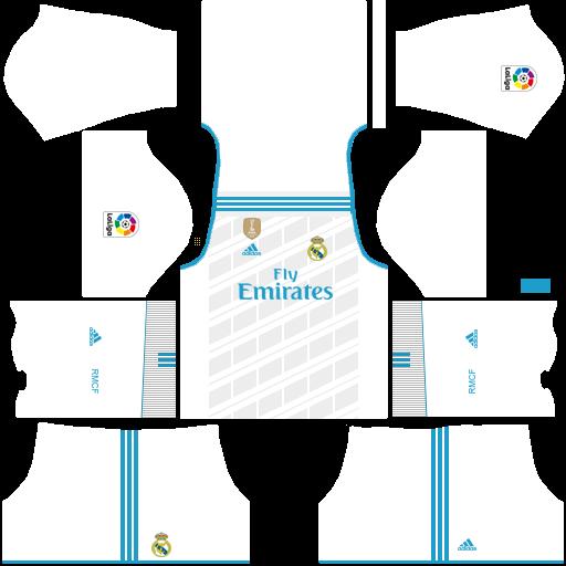 equipacion chelsea dream league soccer 2018