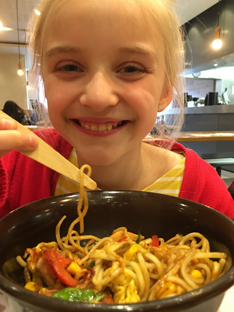Yak Soba Wagamama #review