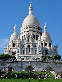 Montmartre Sacre-Coeur