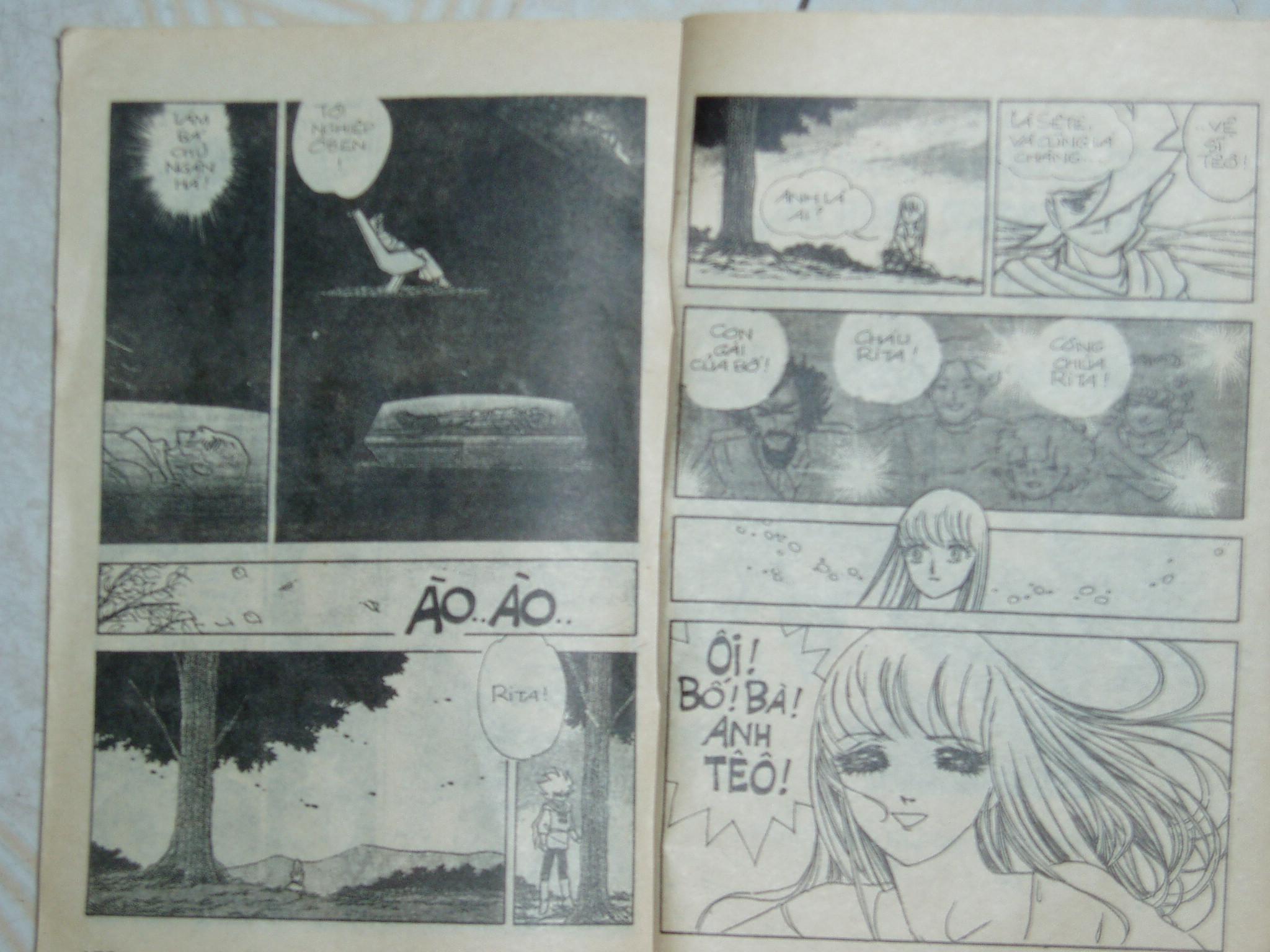 Siêu nhân Locke vol 13 trang 74