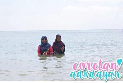 Pantai Cantik di Port Dickson, Bukit batu putih, Tanjung Tuan, Pemandangan Bukit Batu Putih, Tanjung Tuan