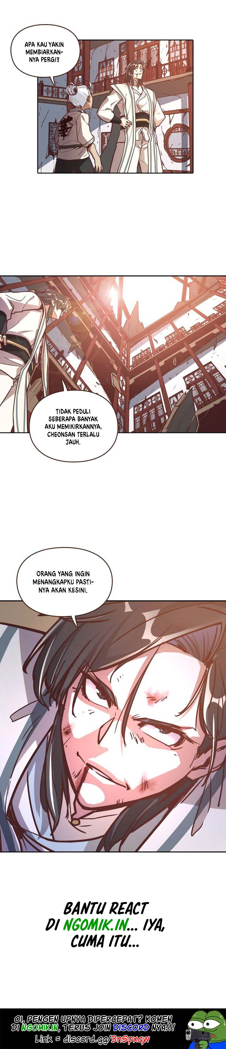 Life and Death: The Awakening Chapter 12 Bahasa Indonesia