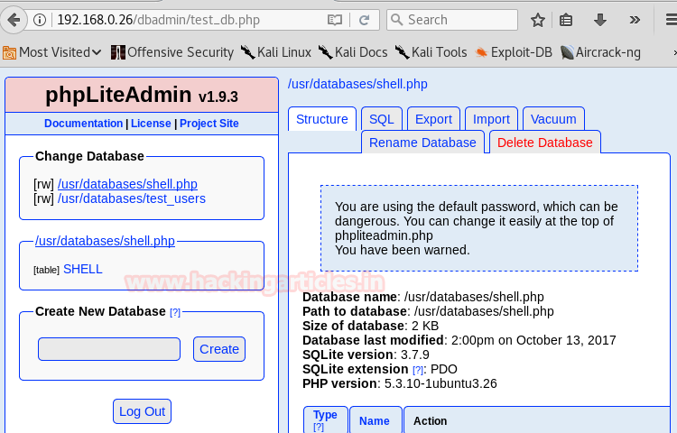Hack the Zico2 VM (CTF Challenge)