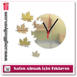Aynalı Sonbahar Saati