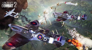 Aircraft Combat 2 Warplane War 1.01 APK Unlimited Money
