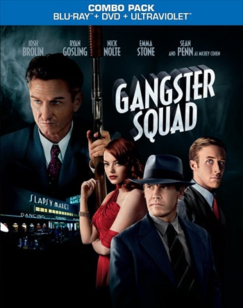 Free Download Gangster Squad 2013 Dual Audio ORG Hindi  BluRay 350mb