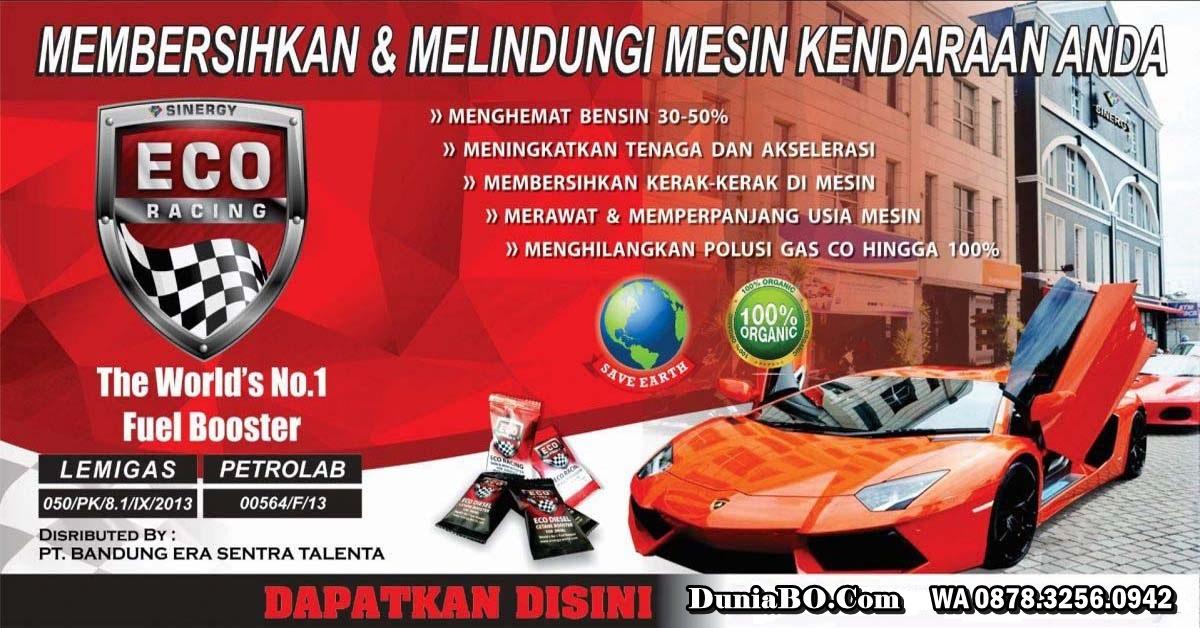 Eco Racing Sinergy Penghemat Bbm Terbaik Information Business Online