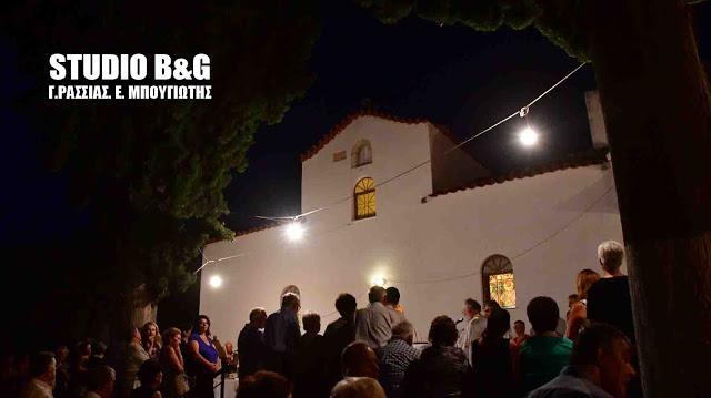 Δεν θα πραγματοποιηθεί εσπερινός και θεία λειτουργία στην Αγία Παρασκευή στο Ναύπλιο
