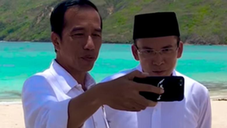 Wow, Jokowi Ungkap Daftar Nama Cawapres, Ada Nama TGB