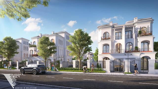 Dự án Flc LakeVille SonLa thành phố Sơn La biệt thự liền kề shophouse