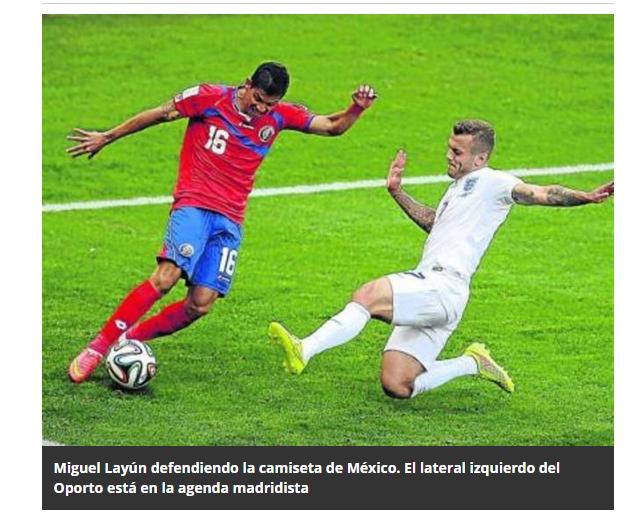 La imagen del horror de Mundo Deportivo apareció en el perfil oficial de TD  Más en Facebook. 0f6c8c6129f2c
