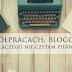 O współpracach, blogosferze i dlaczego nie czytam pierwsza