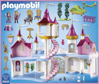 JUGUETES - PLAYMOBIL Princesas  6848 Gran Castillo - Palacio de la princesa   Comprar en Amazon España