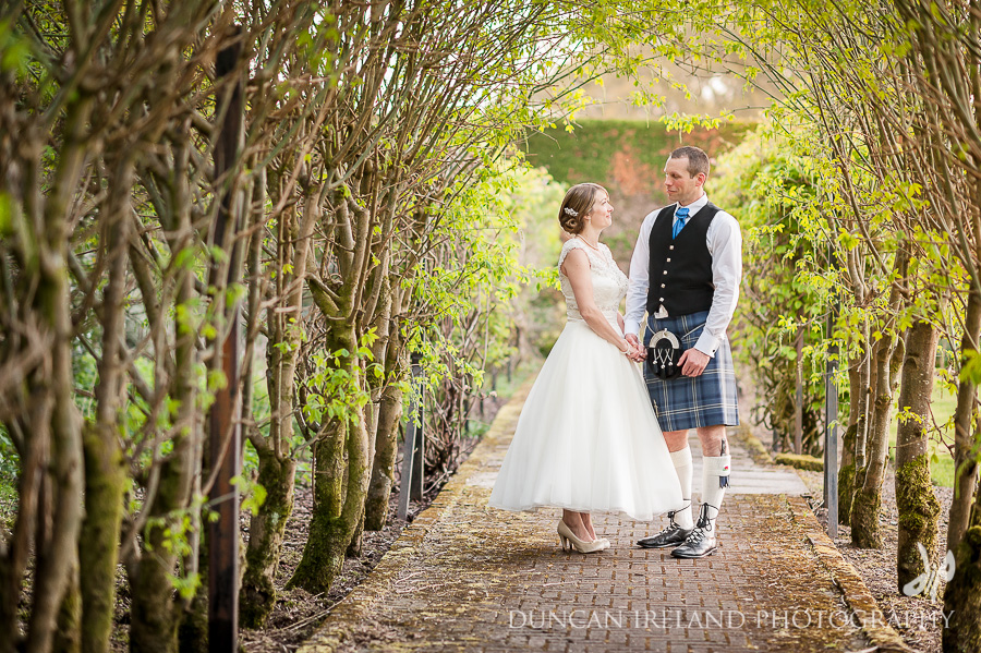 Castle Douglas Wedding