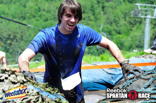KYLE STACEY: Spartan Sprint at Ski Edelweiss